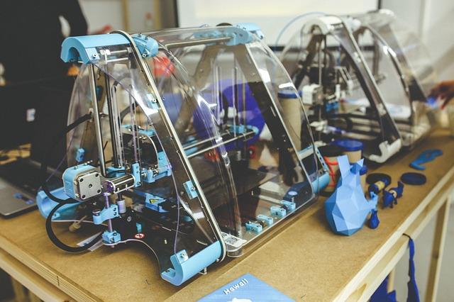 מדפסות התלת מימד