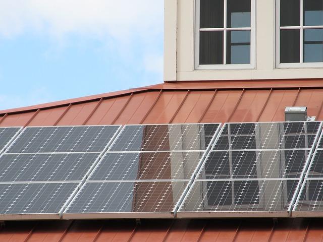 מערכת סולארית לבית פרטי