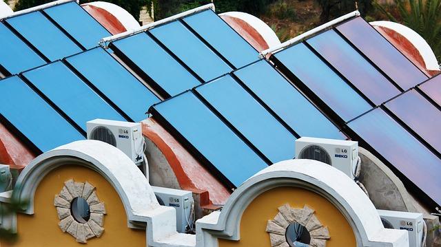 ייצור חשמל סולרי